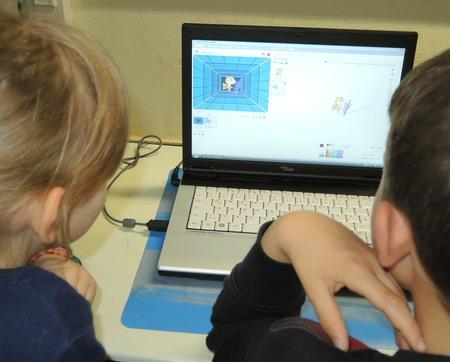 Scratch an der Grundschule - programmieren für Kinder