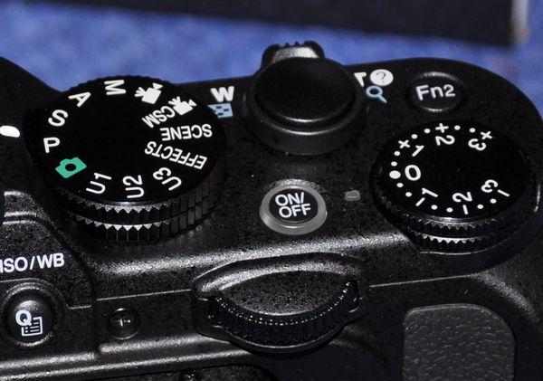 Die neue Kamera