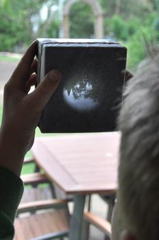 Scharfe Bilder mit der Lochkamera